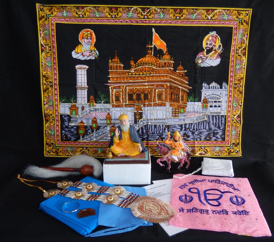 Sikhism Artefacts To Order